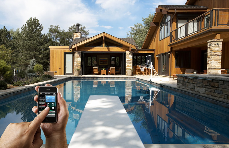 Монтаж и проект системы умный дом