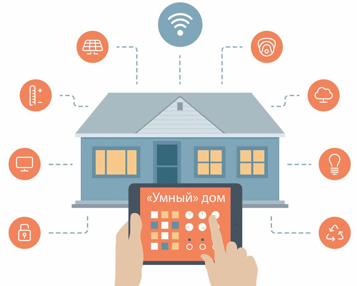 Создание умного дома и системы автоматизации